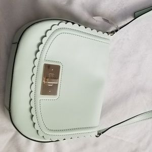 Kate Spade Lilac Road Seth Crossbody in Faded Mint